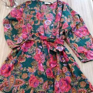 Victoria Secret robe..